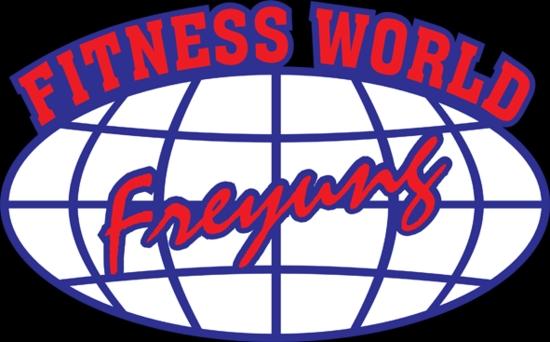 Logo Fitnesworld Freyung